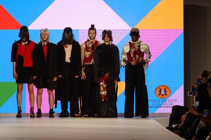 Works Of Donghua New Designers Debut At London Graduate Fashion Week